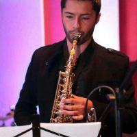 Sergio Agudelo Profesor de Saxofón