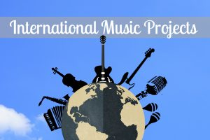 International Music Projects