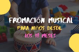 Clases de Música Presenciales y Virtuales