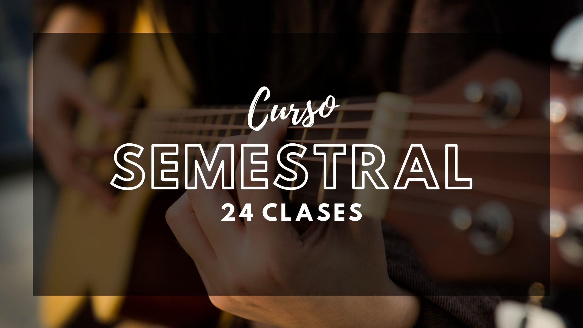 CURSO SEMESTRAL