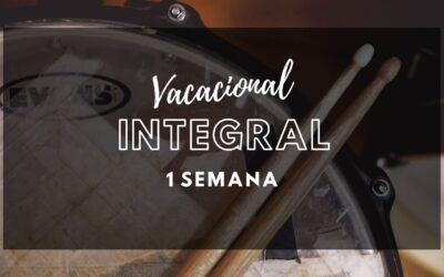 VACACIONAL INTEGRAL